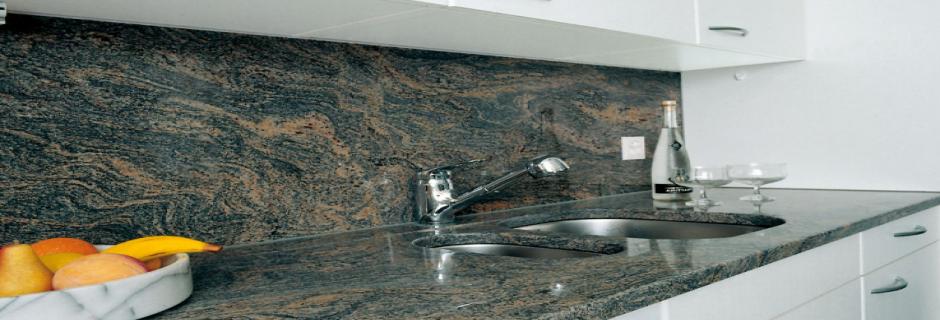 Стеновые панели из искусственного камня: стильные интерьеры для кухни и ванной